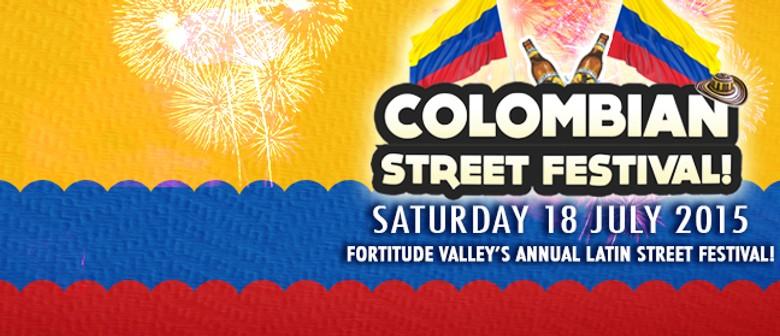 Colombian Street Festival