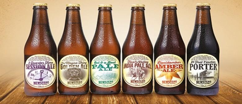 A Craft Beer & Food Journey