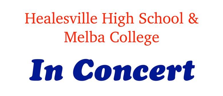 Healesville & Melba College Band