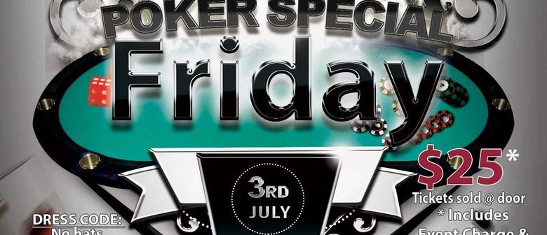 Queensland poker league