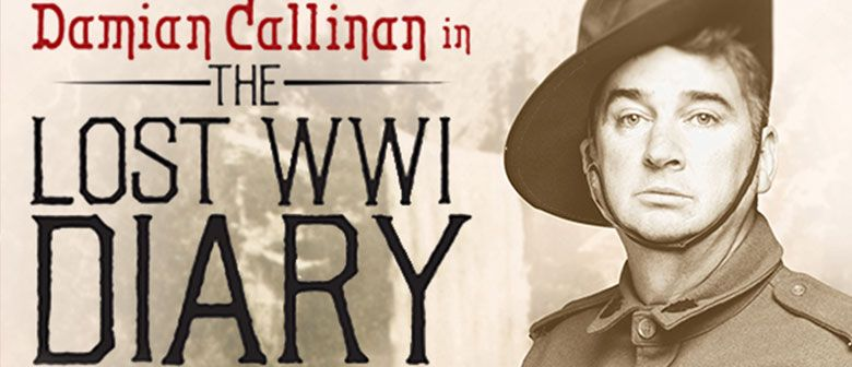 The Lost WW1 Diary