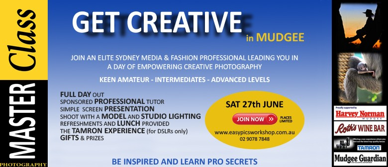 Photography Master Class