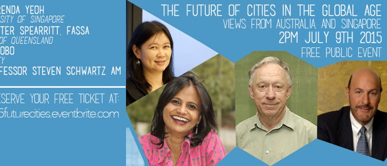 The Future Of Cities In The Global Age