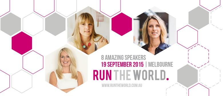 The League Of Extraordinary Women Presents - Run The World