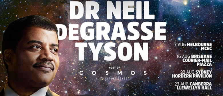 An Evening With Dr. Neil DeGrasse Tyson