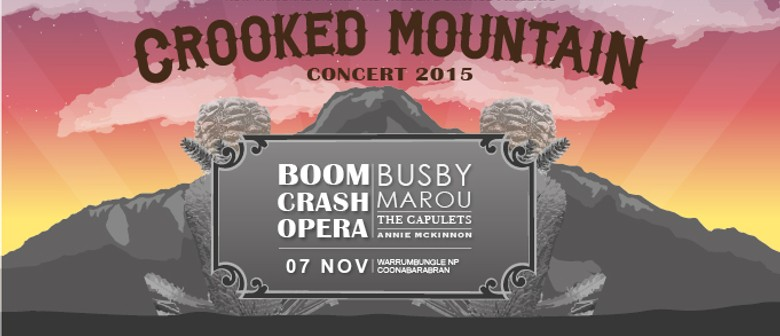 Crooked Mountain Concert 2015