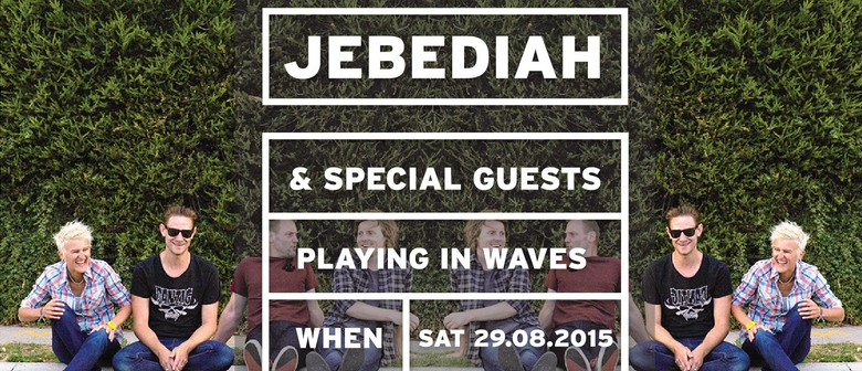 Jebediah & Special Guests
