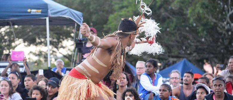 UMI Arts Big Talk One Fire Indigenous Cultural Festival 2015