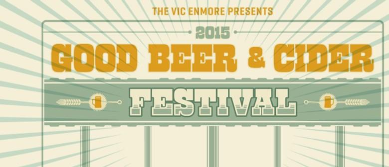 Good Beer & Cider Festival