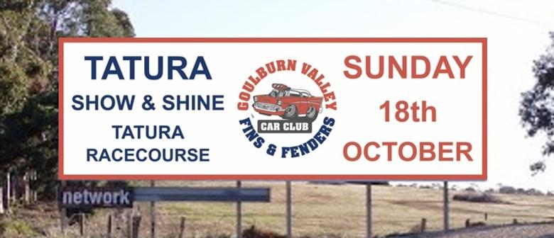 Tatura Show & Shine :Goulburn Valley Fins & Fenders Car Club