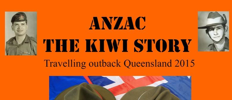 Anzac The Kiwi Story