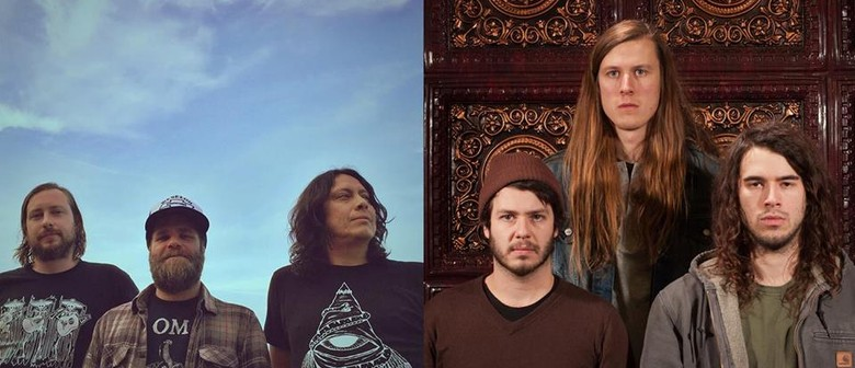 Earthless (USA) And Elder (USA)