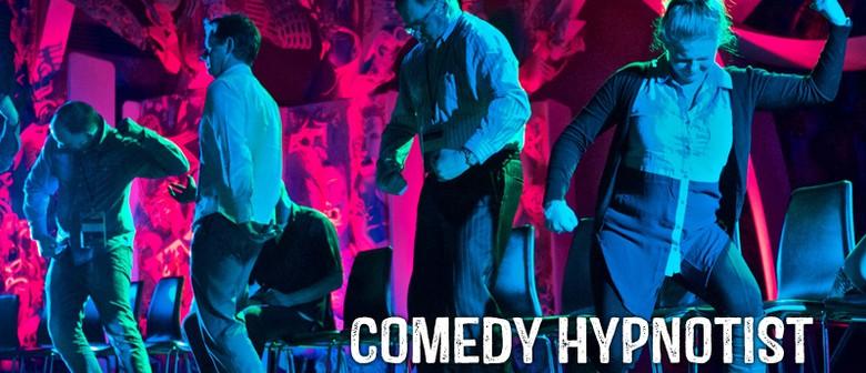 Comedy Hypnotist Gerard V - Public Show