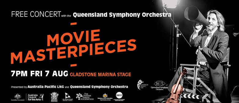 Movie Masterpieces With Queensland Symphony Orchestra
