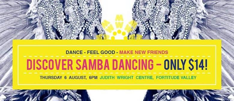 Discover Samba Dancing