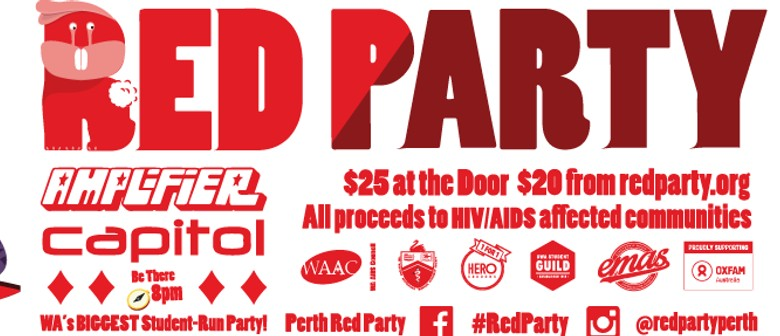 Red Party 2015: Down The Rabbit Hole