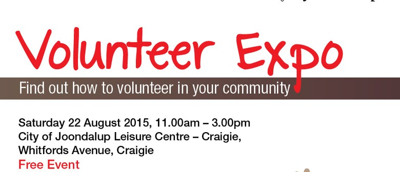 Joondalup Volunteer Expo