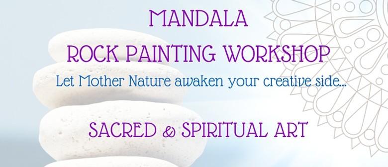 Mandala Rock Painting Workshop