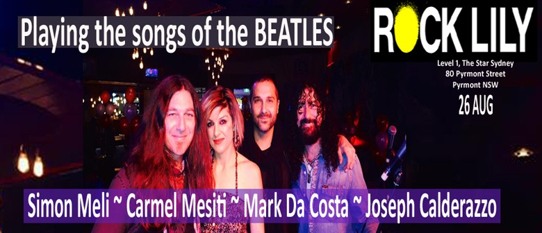 Playing Songs Of The Beatles