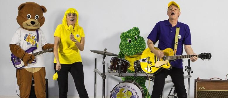 Let's Dance With The Fabulous Lemon Drops