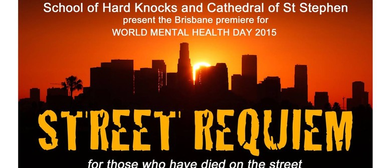 Street Requiem: For Those Who Have Died On The Street