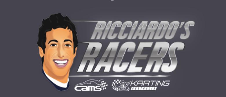 Ricciardo Racers Junior Drive Day.