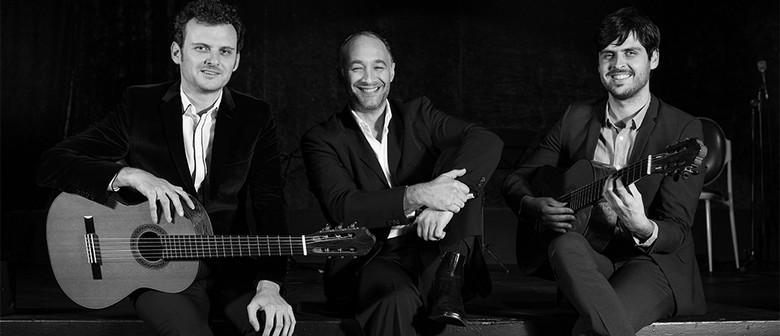 My Latin Heart: José Carbó With Slava & Leonard Grigoryan
