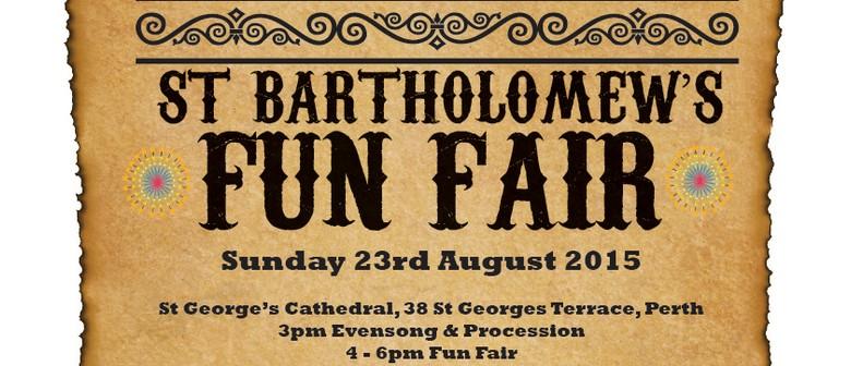 St Bartholomew's Day Fun Fair