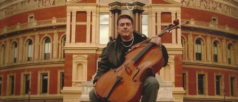 The African Cellist - Dave Loew