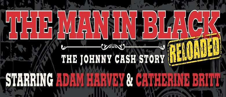 The Man In Black: The Johnny Cash Story