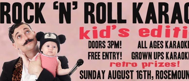 Rock And Roll Karaoke - Kid's Edition