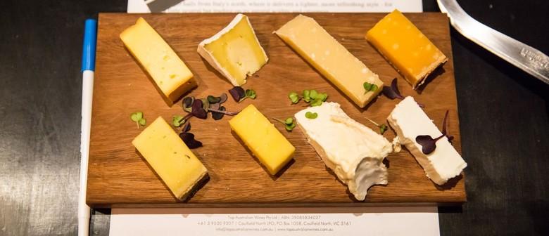 Shiraz & Cheese Matching