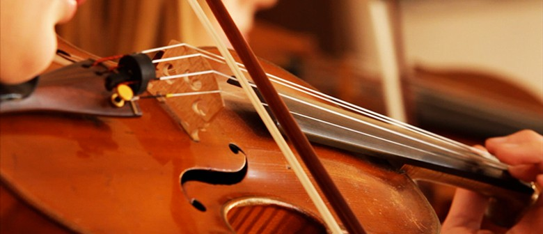 Kendall National Violin Competition 2015 Finals Weekend