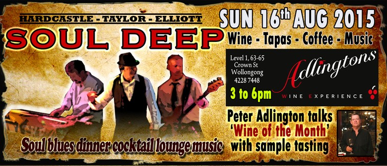 Sunday Wine, Tapas And Sounds