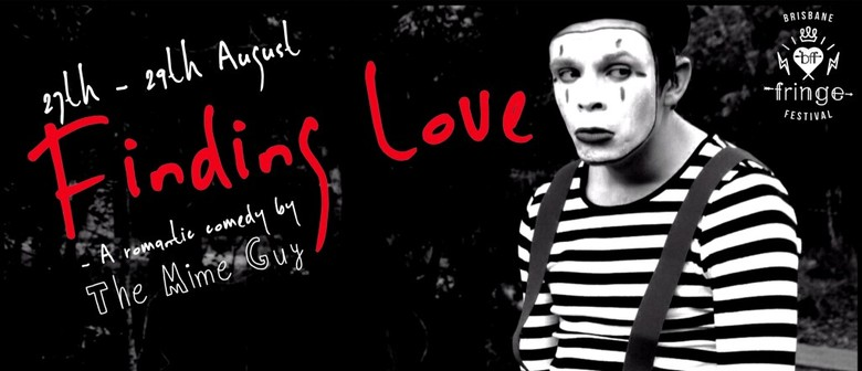 Brisbane Fringe Festival: The Mime Guy
