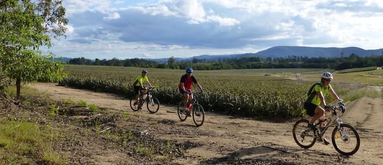 Mountain Bike Nav Challenge - 3 Hours