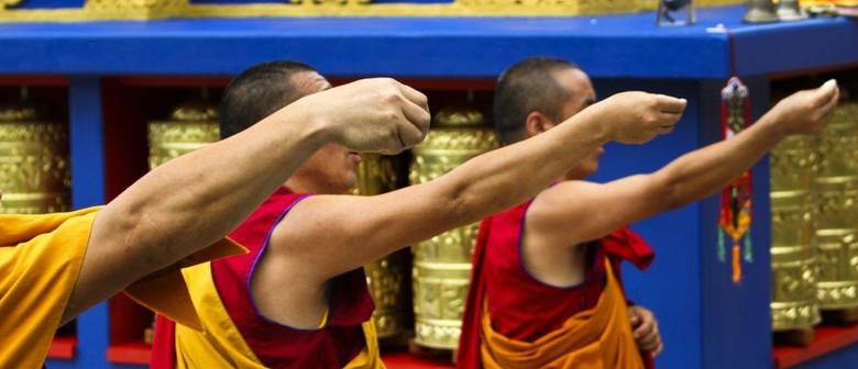 Gyuto Monks Of Tibet Return To Crystal Castle