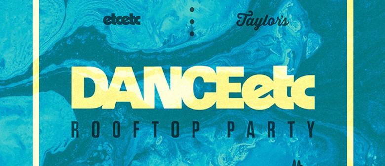 Dance Etc. Feat James Curd (4 Hour Set) & Avon Stringer