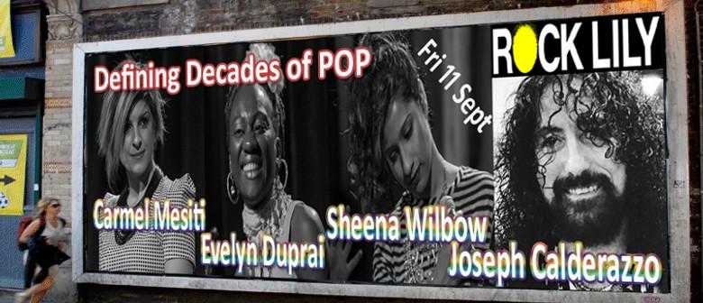 Defining Decades Of Pop; Exploring The 80's