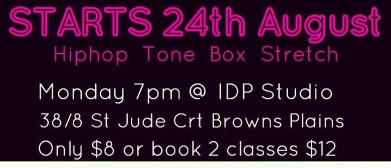 Hip Hop Fitness Class