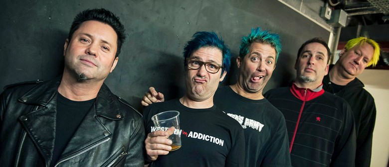 Lagwagon With Special Guests, The Flatliners