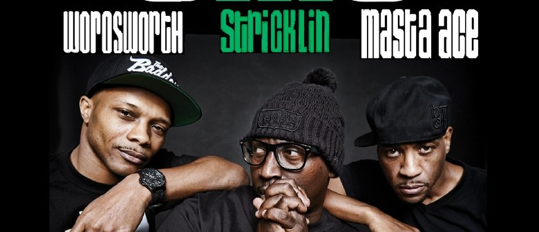 eMC 2015 Tour ft. Masta Ace, Stricklin & Wordsworth: CANCELLED