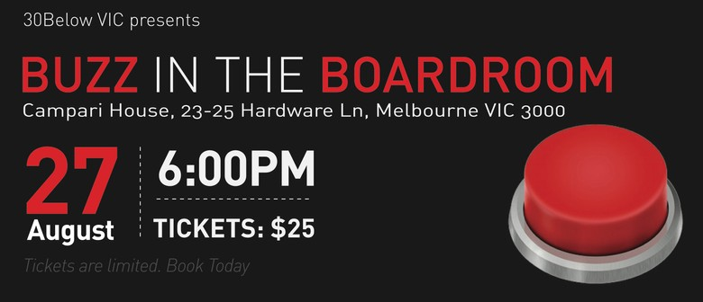 ADMA 30Below - Buzz In The Boardroom