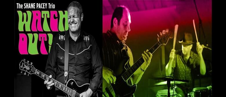 Shane Pacey Trio