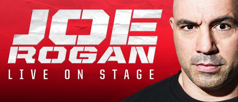 Joe Rogan - Live on Stage
