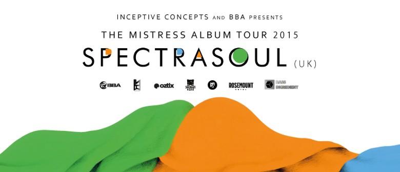 Spectrasoul - The Mistress: 2015 Album Release Tour