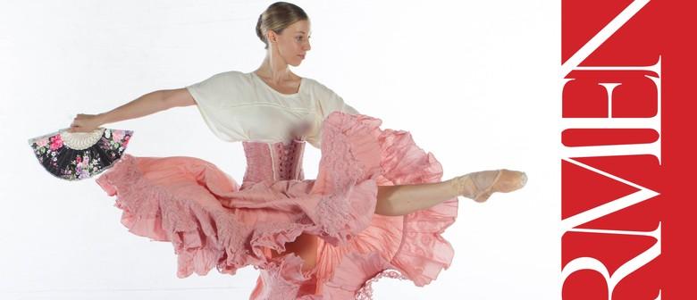 Carmen - Melbourne City Ballet