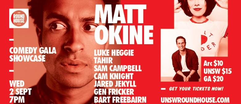 Comedy Gala With Matt Okine