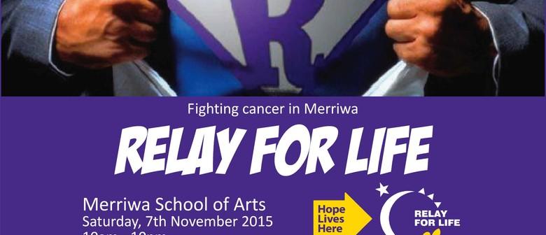 Merriwa Relay For Life