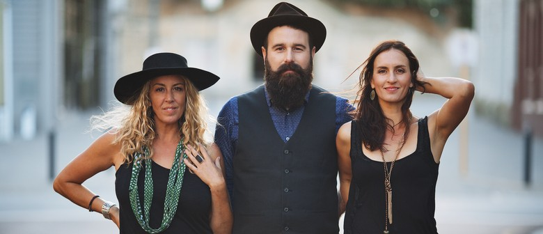 The Waifs - The Beautiful You Tour
